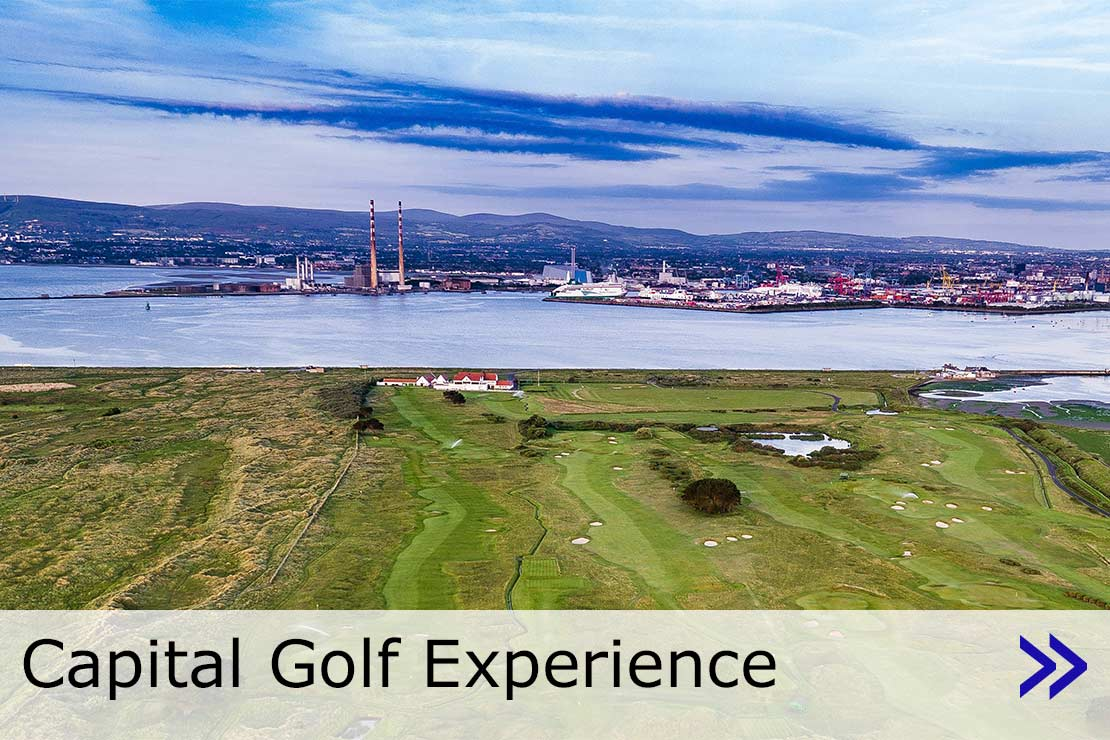 Hyperlink to Capital Golf Experience web page