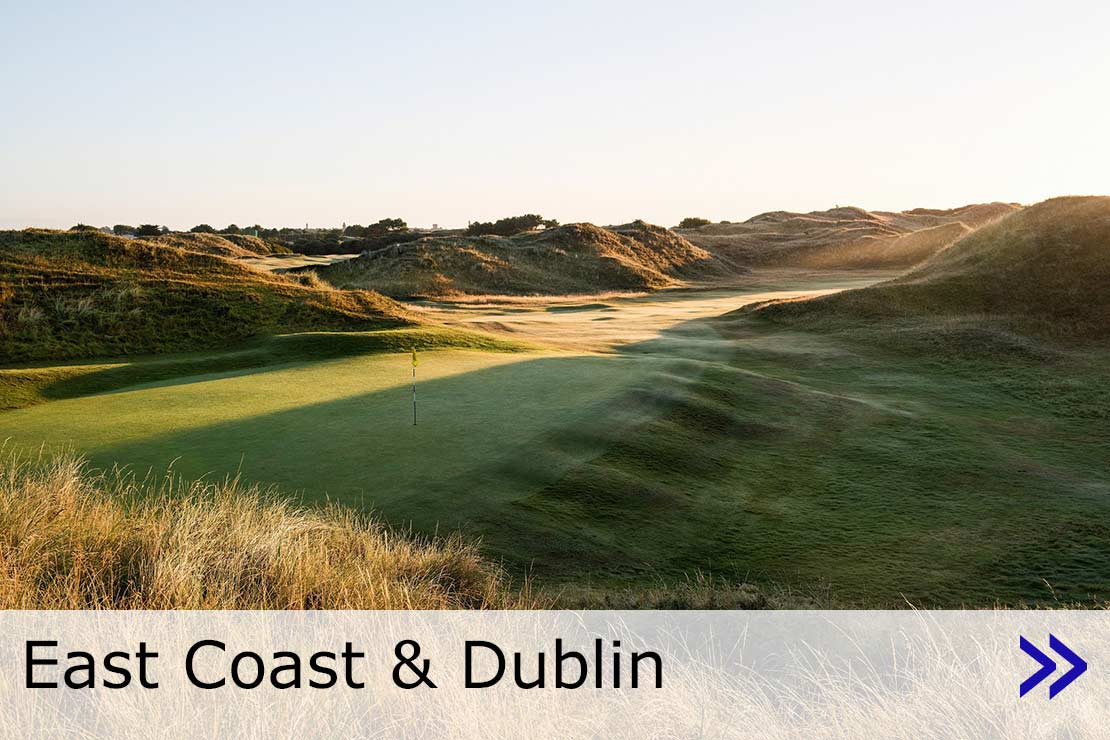 Hyperlink to the East Coast & Dublin travel web page