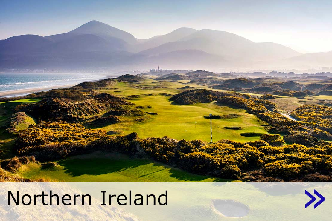 Hyperlink to the Northern Ireland travel web page