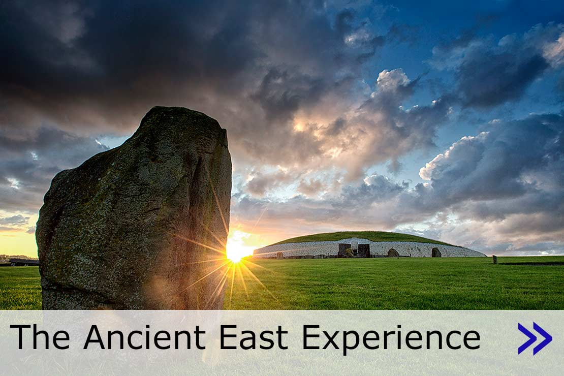 Hyperlink to The Ancient East Experience web page