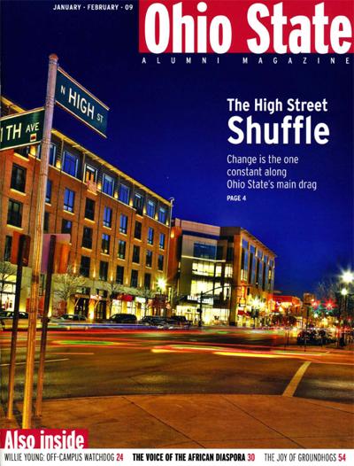 Ohio State Alumni Magazine