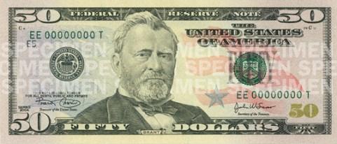 Image result for 50 dollar bill