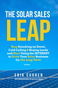 The Solar Sales Leap
