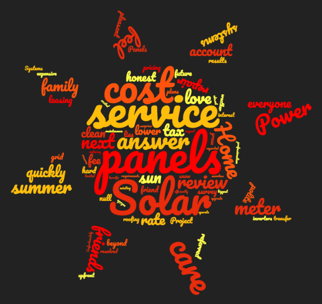 reviews of solar installers