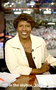 Gwen Ifill covers GOP convention 2008