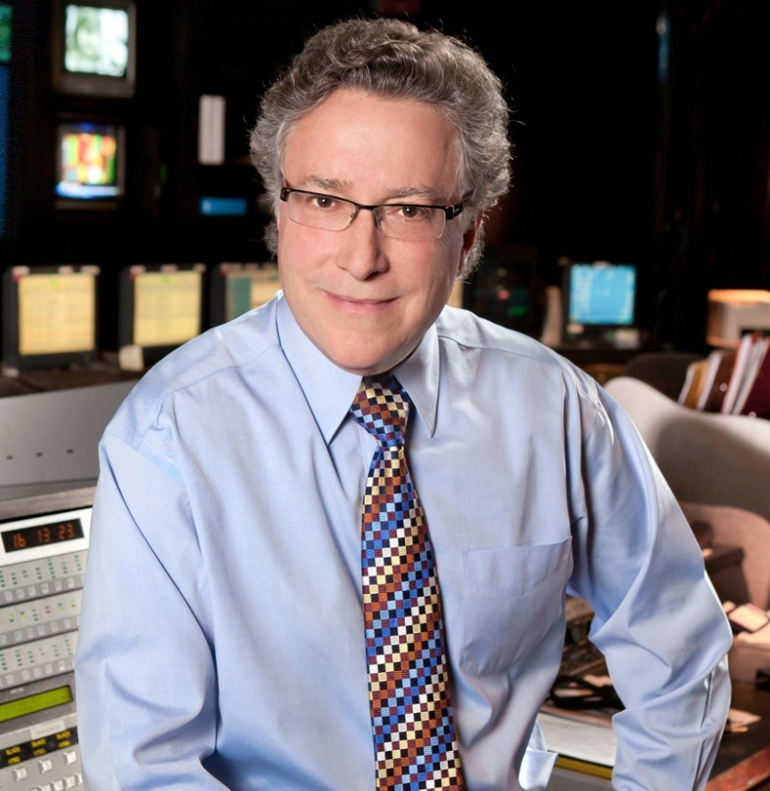 Norm Silverstein, president of Rochester's WXXI public media service.