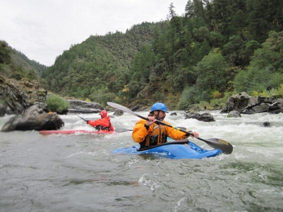 Rogue River Kayaking with Current Adventures Kayaking
