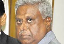 CBI files FIR against its ex-chief Ranjit Sinha