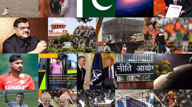 Current affairs 14th April 2017