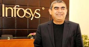 Infosys Q4 numbers go off track