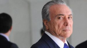 Brazilian president Michel Temer accused of obstruction of justice