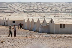 Jordan's Azraq becomes world's first clean energy refugee camp