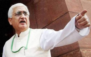 Triple Talaq: Supreme Court Allows Salman Khurshid to Assist As Amicus Curiae