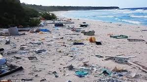 World's most polluted island revealed