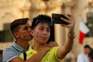 Malta becomes world's 24th country to legalize Gay Marriage