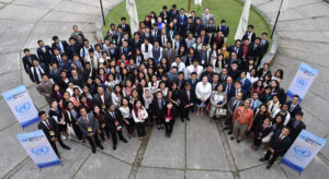 Model United Nations Regional Conference begins in Kathmandu, Nepal