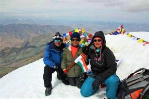 9-yr-old Indian youngest to climb 6,153m mountain in Kashmir