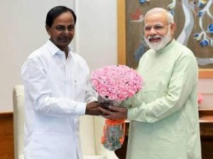 After Presidential poll bonhomie, GST sours BJP-TRS ties