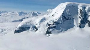 Earth's Largest Volcanic Region Discovered in Antartica
