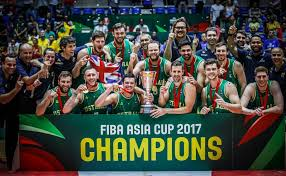 FIBA Asia Cup: Australia crowned champions of Asia on tournament debut in Lebanon