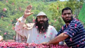 The United States named Pakistan-based Hizbul Mujahideen (HM) as a Foreign Terrorist Organisation