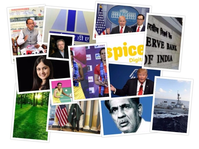 Current Affairs Today – August, 28th, 2017 | Latest News and Updates