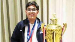 14 year old Indian Rishabh Shah wins two bronze medals at Western Asia Youth Chess Championship