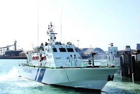 Coast Guard commissions 2 high speed interceptor boats