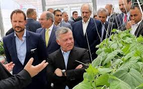 Jordan launches project to grow crops from seawater