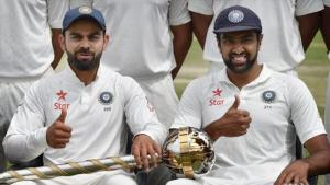 Indian cricket team retains number 1 spot in ICC Test ranking SA hot on heels