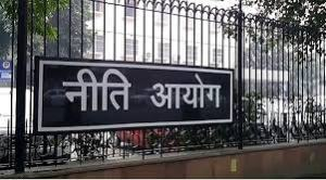 NITI  Aayog holds the first smavesh meeting