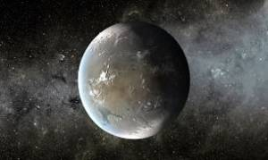 Scientists discover earth's 'iceball twin' and it is 13000 light years away