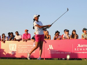 Aditi wins in Abu Dhabi for her third LET title