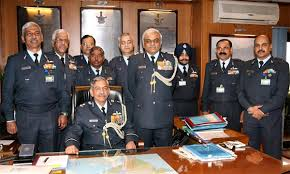 Eastern Air Command commanders' conference held in Shillong