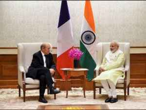 India and France to act against Terrorism