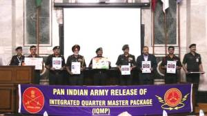 Indian Army releases Integrated Quarter Master Package Software Application