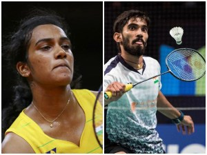 Srikanth, Sindhu win top awards at the Indian Sports Honours