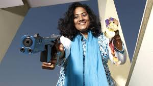 Anisa Wins Women's 25m Pistol with New National Record