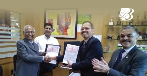 Bank of Baroda Enters into MoU with POORTI Agri Services Pvt. Ltd