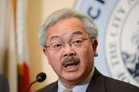 Ed Lee, San Francisco's First Asian-American Mayor, Dies at 65