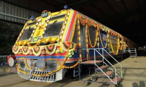 Mumbai Gets India's First Ever AC Local Train