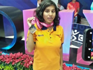 Nagpur's Kanchanmala becomes first Indian to win gold at World Para-Swimming Championship