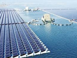 World's biggest floating solar plant goes online in China