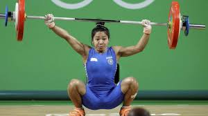 World Weightlifting Championship  -  Mirabai Chanu wins India's first gold in 22 years
