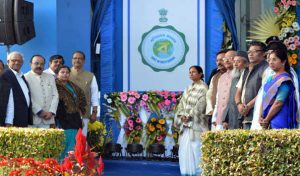Mamata launches West Bengal government's official emblem