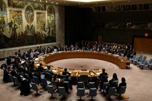 Six Countries Enter UN Security Council