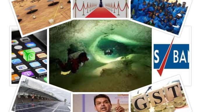 Current Affairs Today – January, 21st, 2018   Latest News and Updates