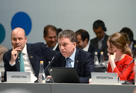 1st G20 Ministerial Meeting Held in Argentina