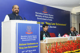 1st National Conference on Drug Law Enforcement Inaugurated