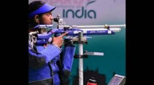 Elavenil Valarivan Wins Gold in Junior ISSF World Cup Shooting